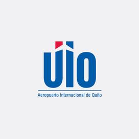Aeropuerto Internacional de Quito / Rebrand
