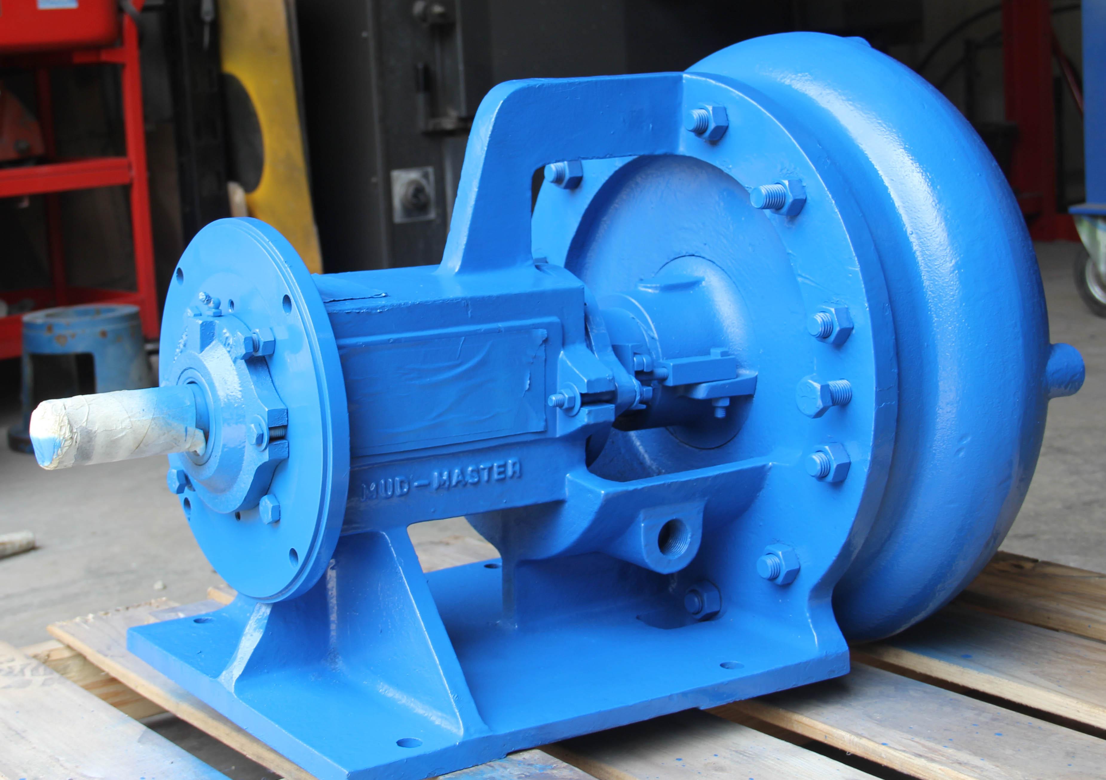 Pump Repair/Refurbishment | Oil & Gas Industry