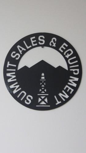 Summit Sales & Equipment Logo