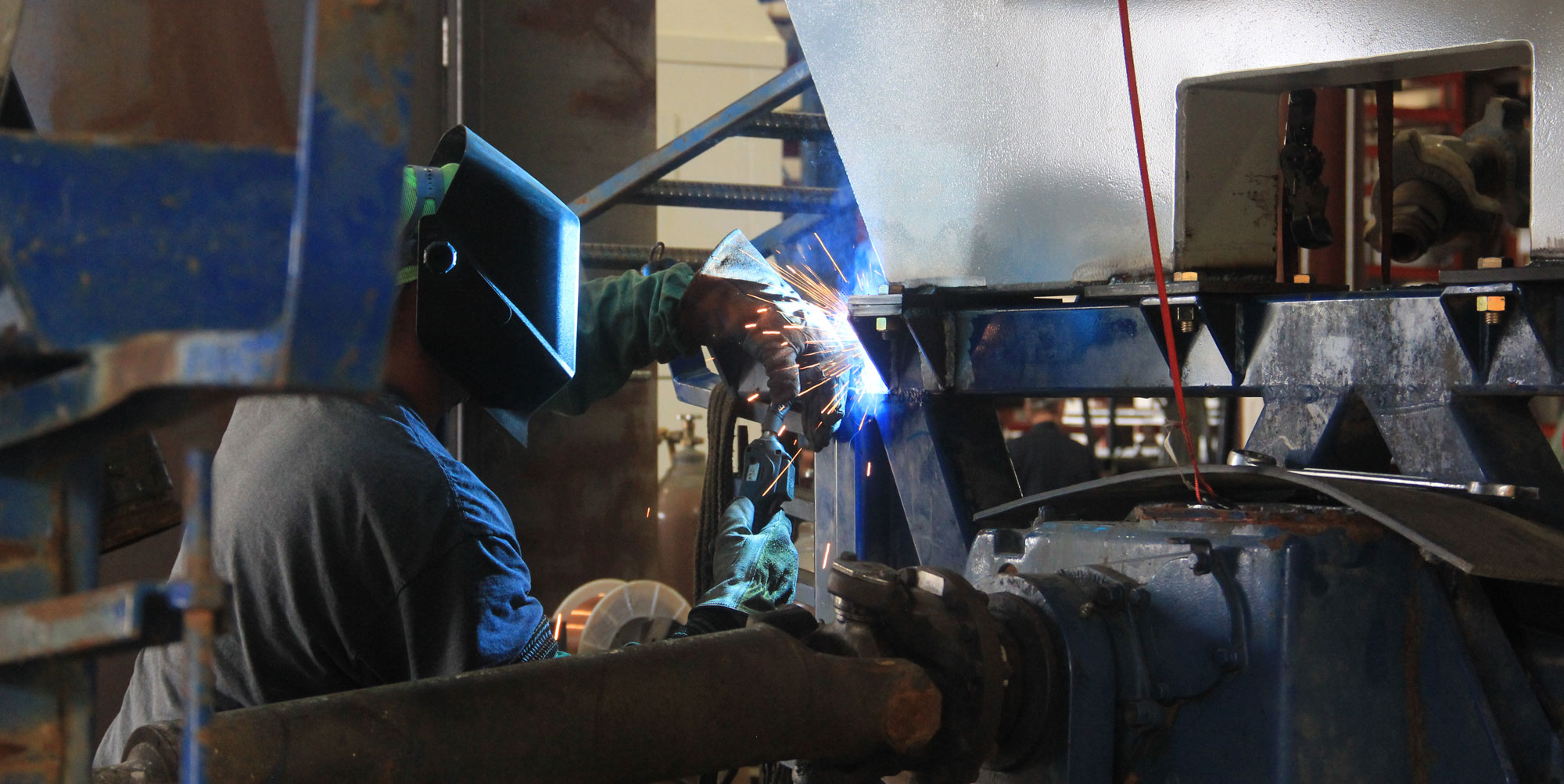 Welding/Fabrication Work
