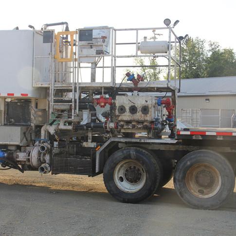 Body load single cementer fabrication