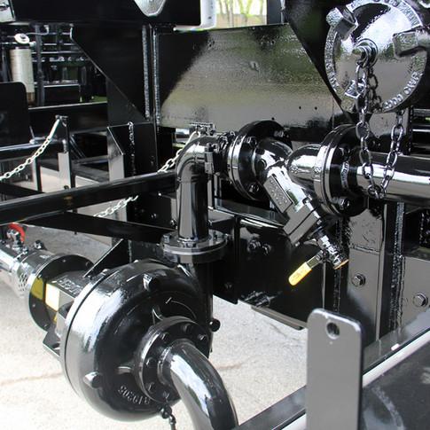 Acid Pump Truck Fabrication