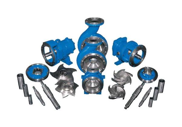 Centrifugal Pump Spares