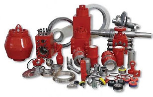 Spare Parts Consumables MRO Mud Pump Bolts Springs Shafts Liners Cross Bearing Gear Expendables