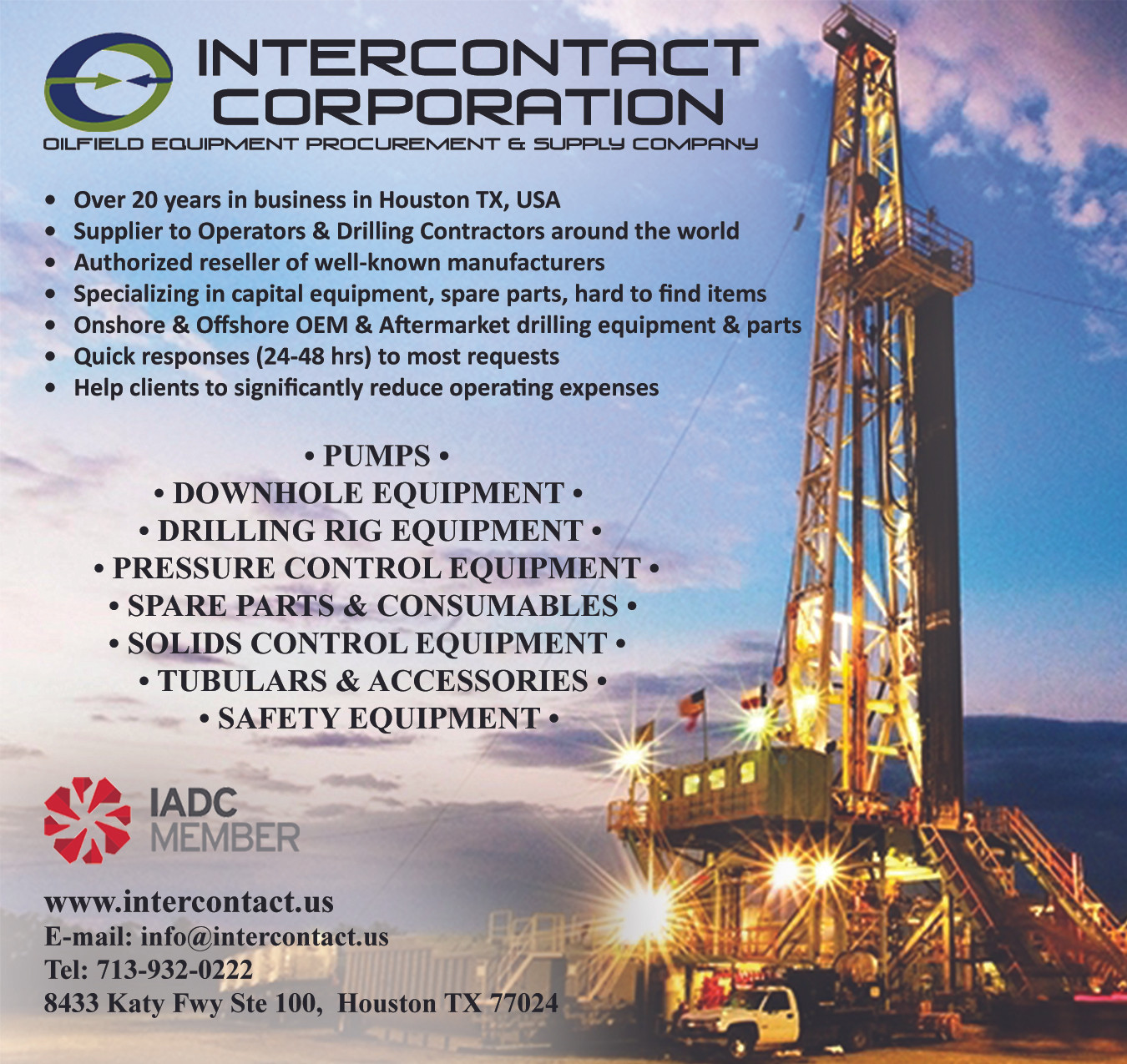 Intercontact Corporation