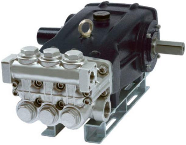 Small Triplex Pump