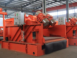Solids Control Equipment Shale Shaker Screens Control Box