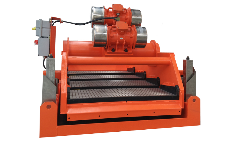 Four Panel Linear Motion Shaker