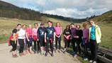 JogPeebles Ladies Running