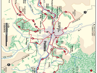 Paths around Peebles