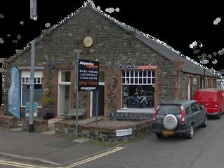 Old Tweeddale Garage