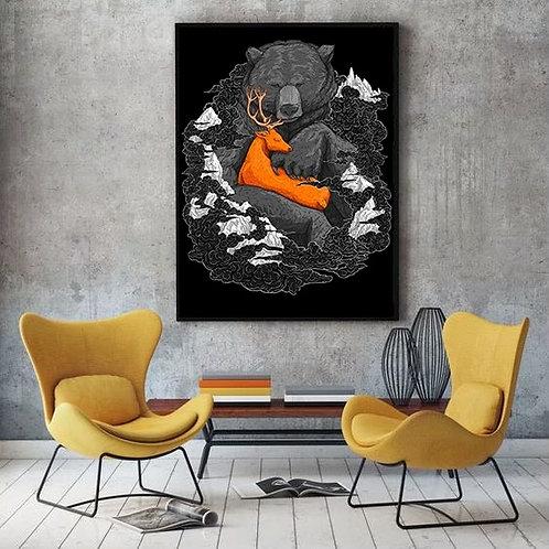 The Gentle Bear