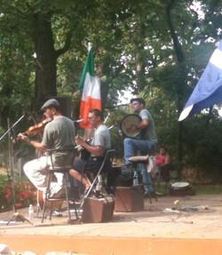 McLain Celtic Festival 2012