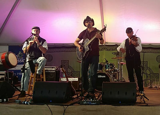 Playing at Celtic Classic, teh largest free Celtic festival in the US.