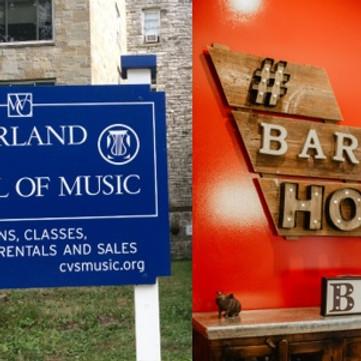 The Barrel House/CVSM Fundraiser