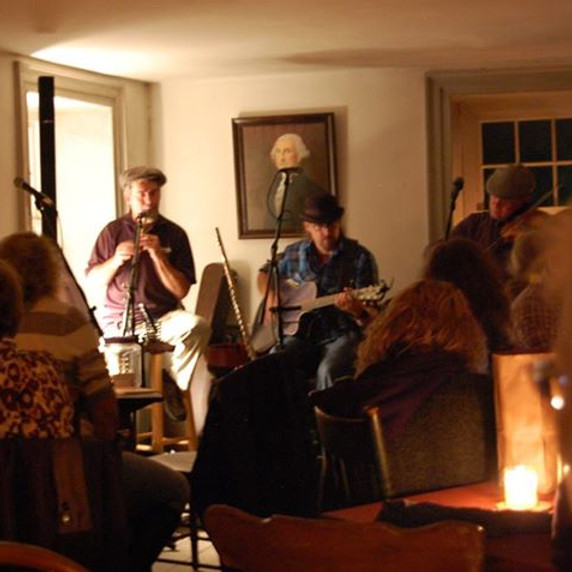 1st Friday Returns to Dill's Tavern!