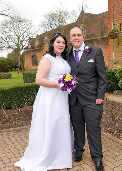 Chantelle and Bens Wedding | St Albans
