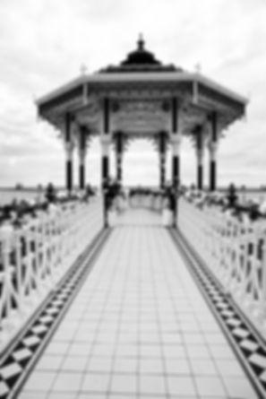 Brighton Bandstand wedding venue | Brighton wedding photographer | Brighton Bandstand wedding photographer