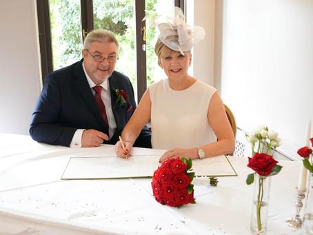 Cheryl and Ritchi's Wedding