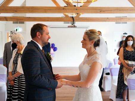 Vicki and Darren's Wedding