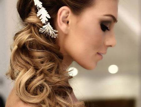 Hair and makeup artistry.