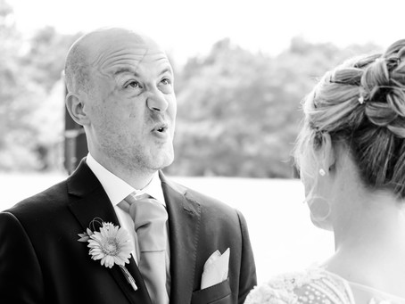 Amy and Shaun's wedding