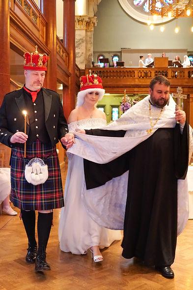 Russian wedding | Russian Orthodox Church London | Keeran Roberts Photography | London wedding photographer
