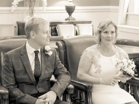 Emma and Richards Wedding