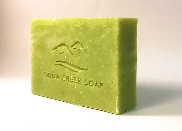 Coconut Lime Soap Bar