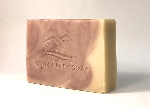 Okanagan Raspberry Soap Bar