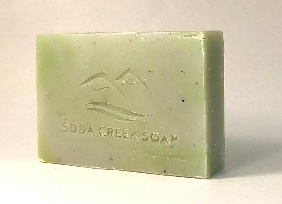 Aloe + Sea Moss Soap Bar
