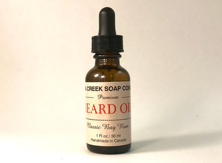 Beard Oil...Wait, What?