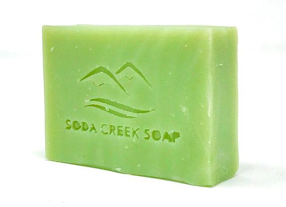 Green Apple Soap Bar