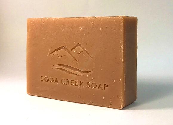 Pumpkin Cinnamon Soap Bar