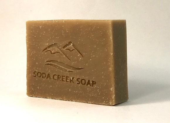 Organic Pine Tar Soap Bar