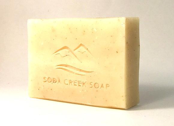 Organic Colloidal Oatmeal Soap Bar