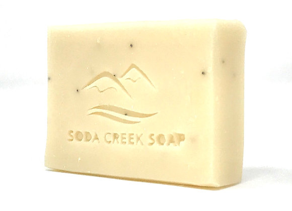 Coconut Scrub Soap Bar