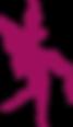 Logo fée - Secrets des fées