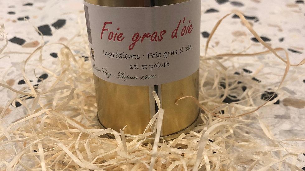 Foie gras d'oie 190g