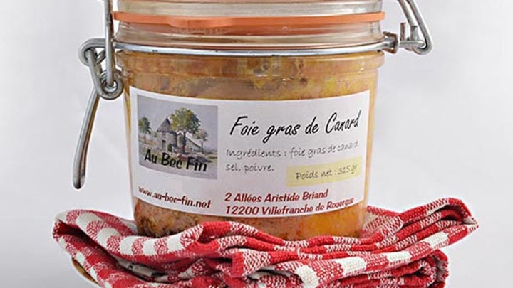 Foie gras de canard 315 g