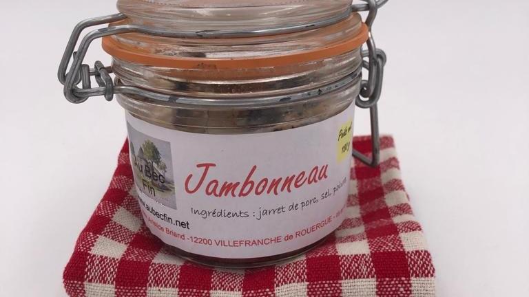 Jambonneau 180 g