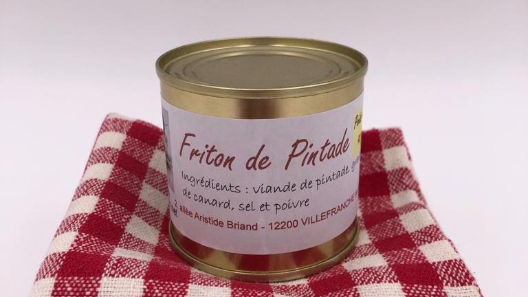 Friton de pintade 90 g