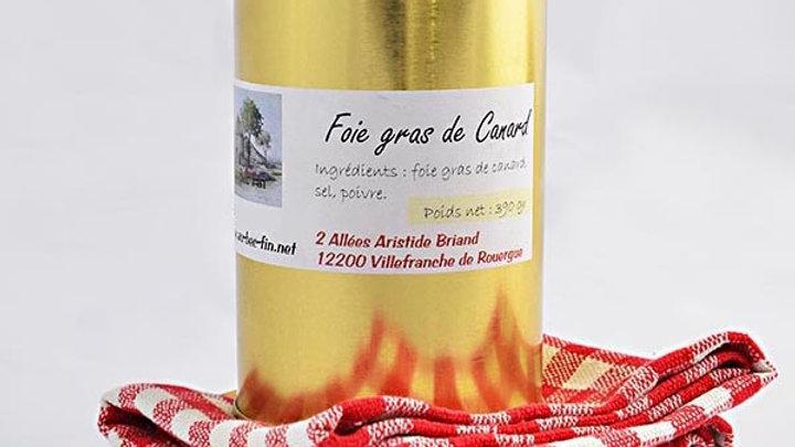 Foie gras de canard 390 g