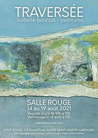 isabelle bourzat exposition Traversée
