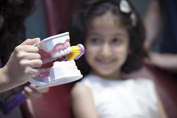 uşaq stomatologiyası - uşaqlarda karies