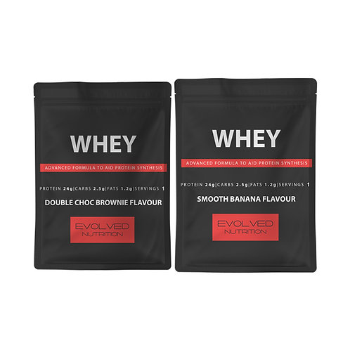 Whey Sample Pack
