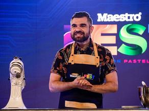 Expositores colombianos ejemplo de innovación pastelera
