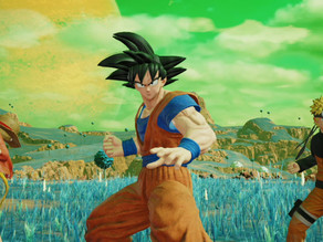 Jump Force llega a Nintendo Switch