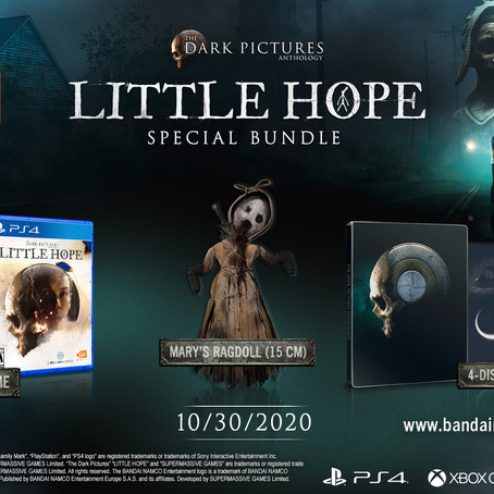 The Dark Pictures Anthology: Little Hope ya está disponible