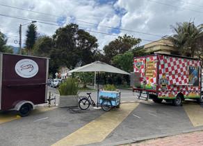 Resultados primer mes de operación estrategia Bogotá a Cielo Abierto y apertura de Food Truck